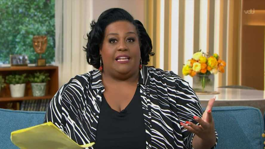 Alison Hammond admits landing This Morning gig was 'bittersweet' as late mum wasn't around to see it