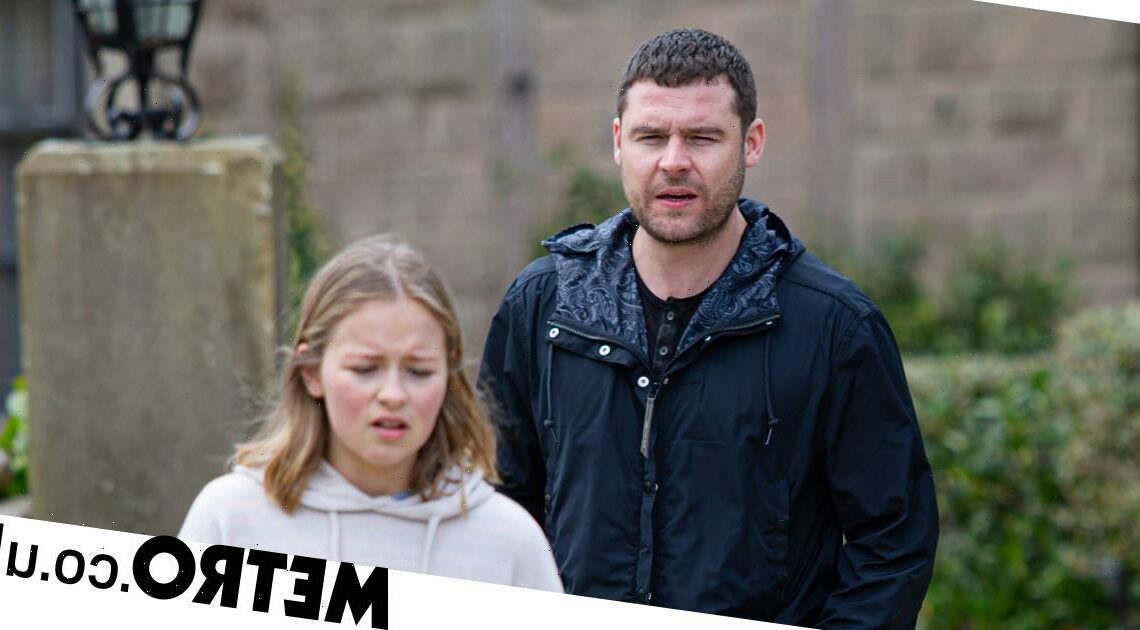 All hope lost for Liv as she turns her back on Aaron in Emmerdale?