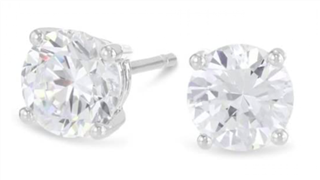 Amazon Mother's Day Sale: Shop 1 Carat Diamond Earrings Under $600