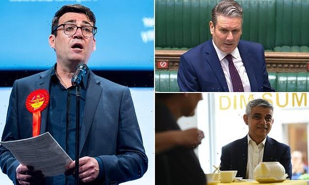 Andy Burnham says London and the North are like West and East Germany