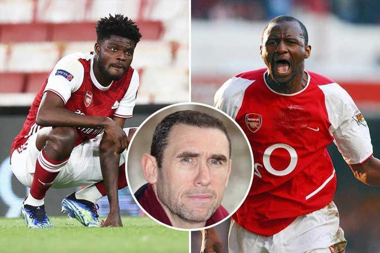 Arsenal thought Thomas Partey was 'next Patrick Vieira' but midfielder isn't living up to billing, slams Martin Keown