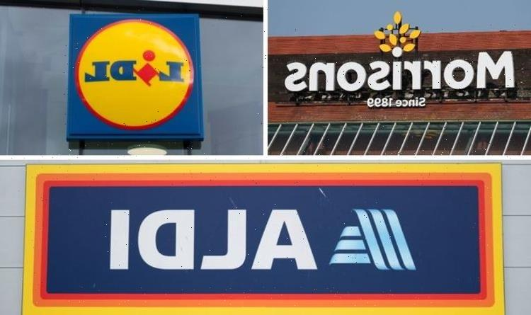 Bank holiday opening hours: What time does Aldi, Morrisons, Lidl open?
