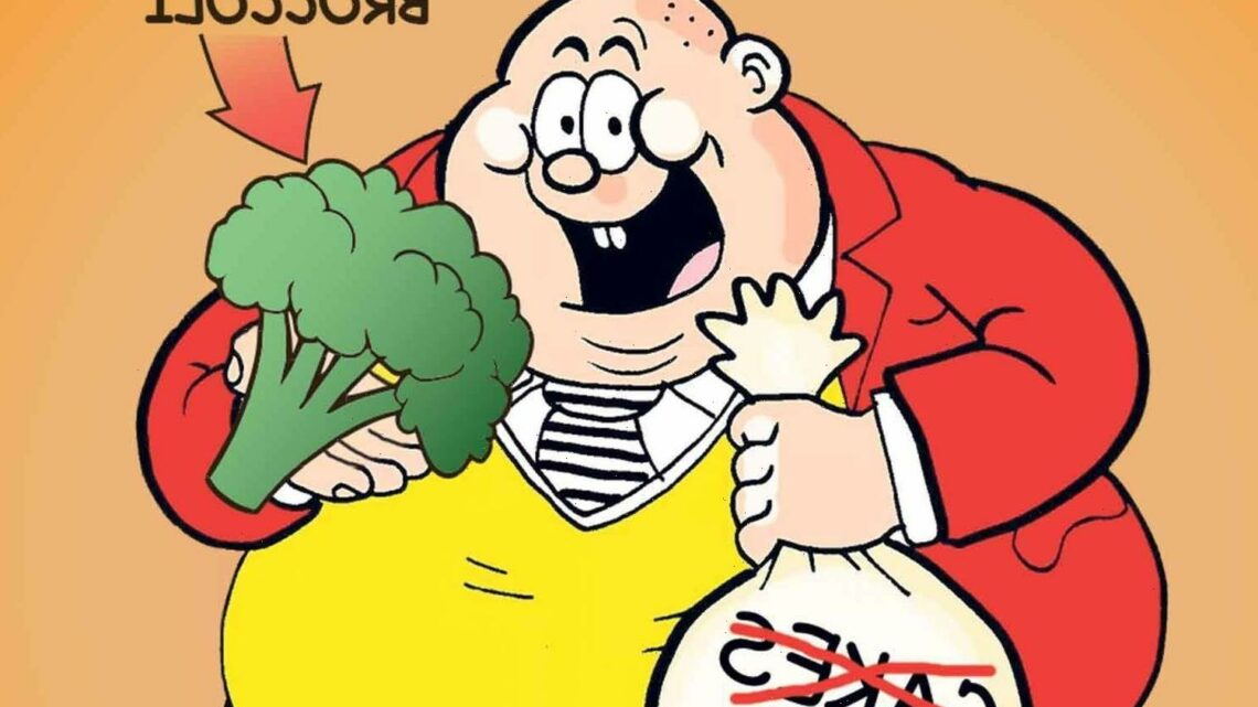 Beano's Fatty to be renamed Freddy after 67 years over fears name is 'mean'