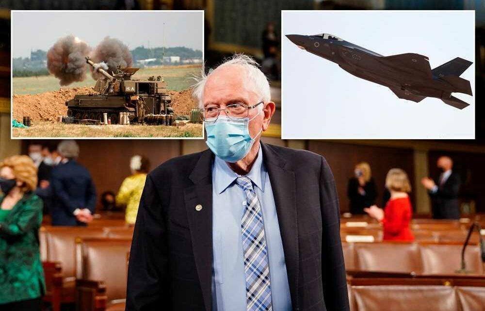 Bernie Sanders reportedly drops effort to block Israel arms sale