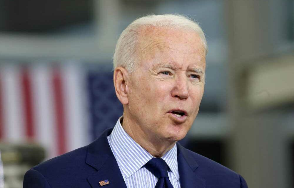Biden is mortgaging our future with more spending, debt and taxes than ever before