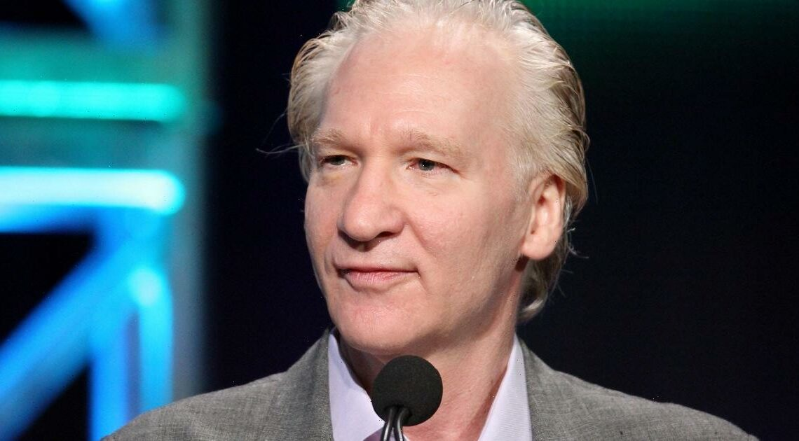 Bill Maher tests positive for COVID-19