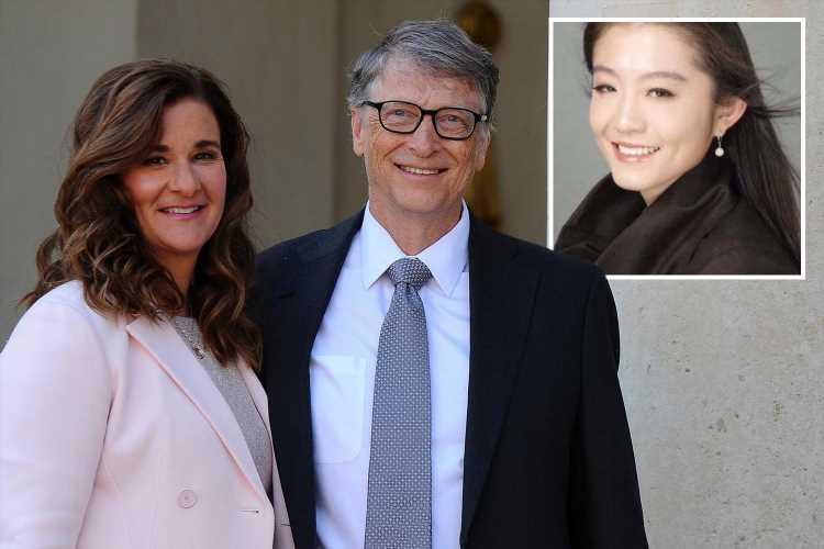 Bill & Melinda Gates Foundation translator denies 'unfounded rumors' she broke up famous couple