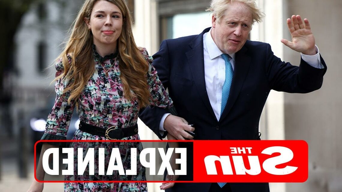 Boris Johnson wedding: When are the PM and Carrie Symonds getting married? – The Sun