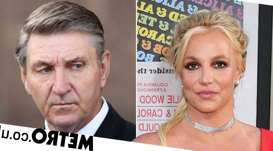 Britney Spears' father 'claimed star had dementia in conservatorship documents'