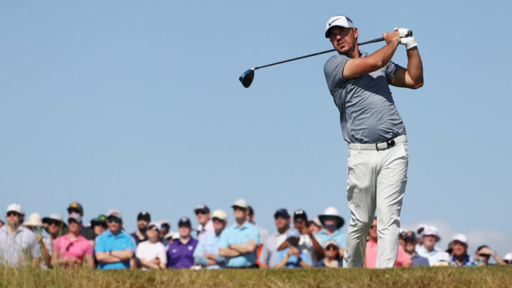 Brooks Koepka Appears Back in P.G.A. Championship Opening Round