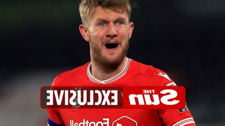 Burnley line up £10m transfer raid on Nottingham Forest defender Joe Worrall with Liverpool hero Nat Phillips also eyed