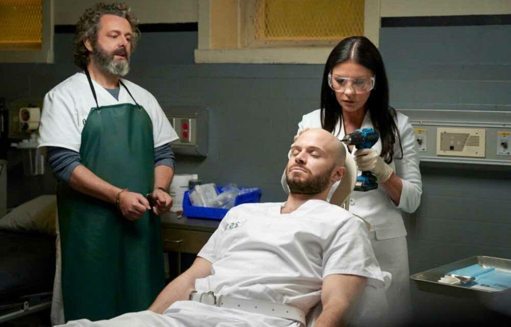 Catherine Zeta-Jones on working with Michael Sheen on 'Prodigal Son'