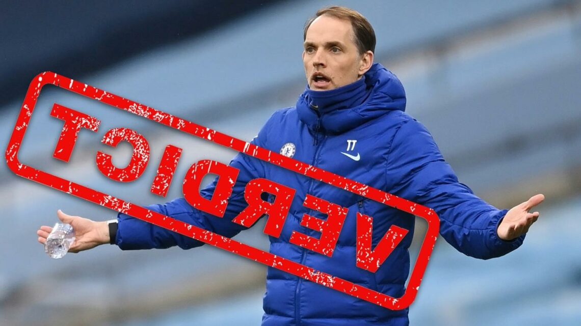 Chelsea verdict: 'New Pep Guardiola' Thomas Tuchel rapidly closing the gap between Blues and Man City with future bright
