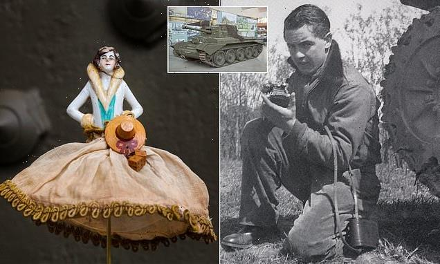 China doll given to WW2 hero as mascot remains pristine to this day