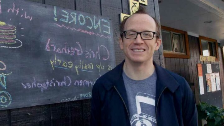 Chris Gethard Stars in New Trailer for 'Half My Life' Comedy Special