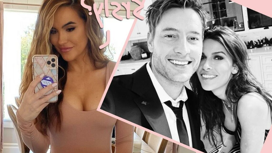 Chrishell Stause Just 'A Little Surprised' By Justin Hartley's VERY Quick Re-Marriage??