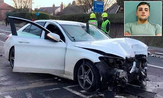 Cocaine-fuelled driver jailed three years after hitting six-year-old