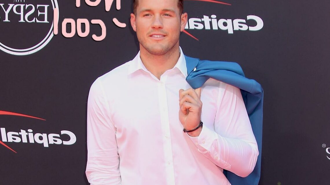 Colton Underwood Addresses 'Inappropriate' Question About His Sex Life