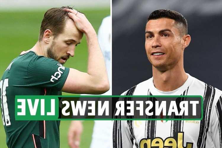 Cristiano Ronaldo Juventus future LATEST, Kane told to quit Tottenham, Sancho UPDATE – Man City, Chelsea transfer news