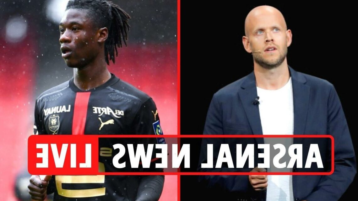 Daniel Ek statement on £2bn Arsenal takeover bid, Kroenke REJECTS offer including fans on board, Camavinga transfer news