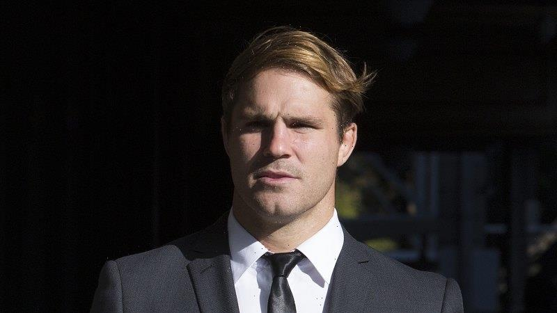 De Belin charges dropped, but there's no fault in stand-down rule
