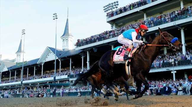 Derby winner tests positive for anti-inflammatory