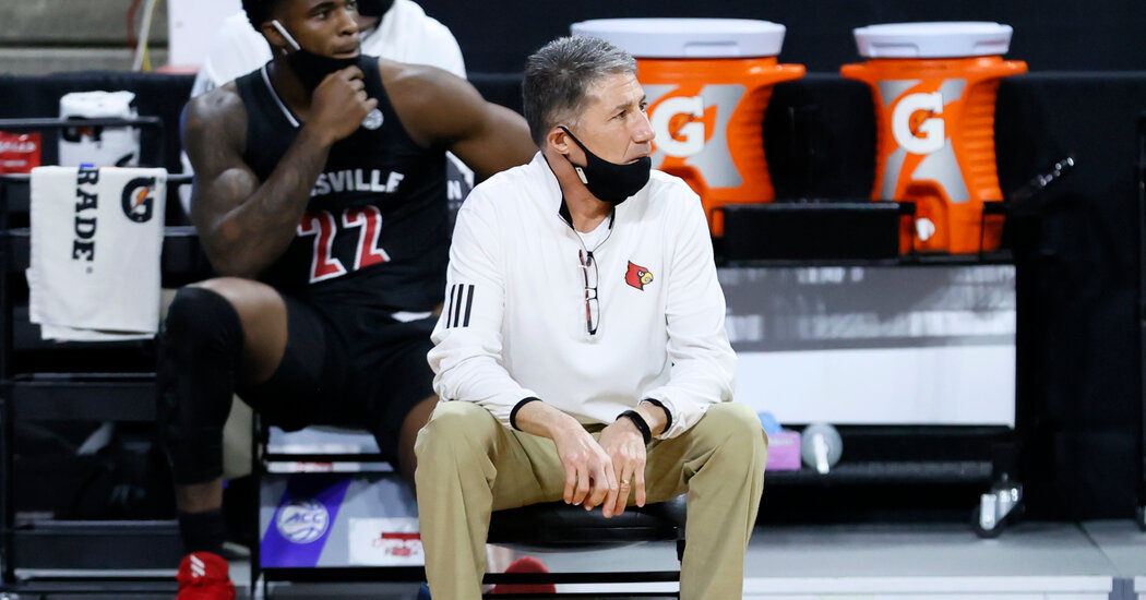 Dino Gaudio, a Longtime College Basketball Coach, Is Accused of Extorting Louisville