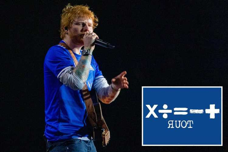 Ed Sheeran fans convinced his cryptic Ipswich Town FC announcement means they'll get TWO new albums this year
