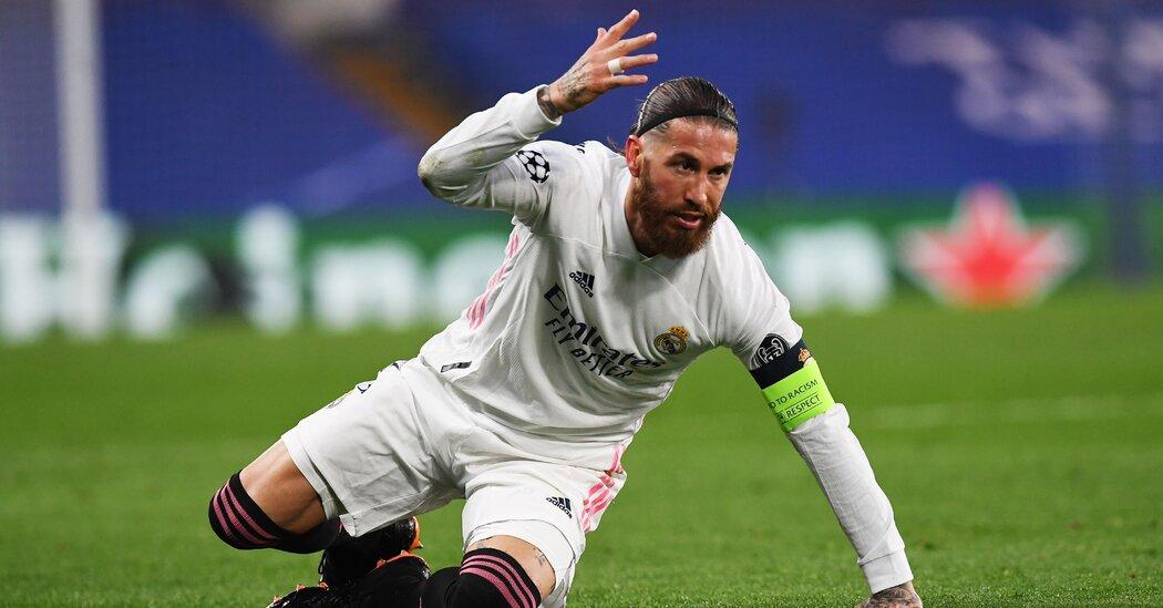 Euro 2020: For Spain, No Sergio Ramos and No Real Madrid