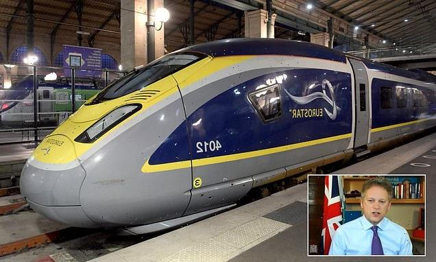 Eurostar secures £250m bailout after 95% collapse in demand