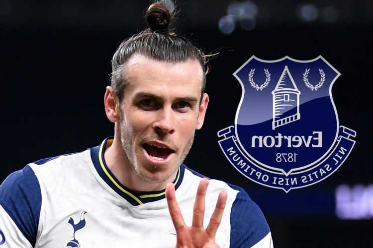Everton 'want Gareth Bale transfer this summer with Carlo Ancelotti huge fan of Real Madrid winger on loan at Tottenham'
