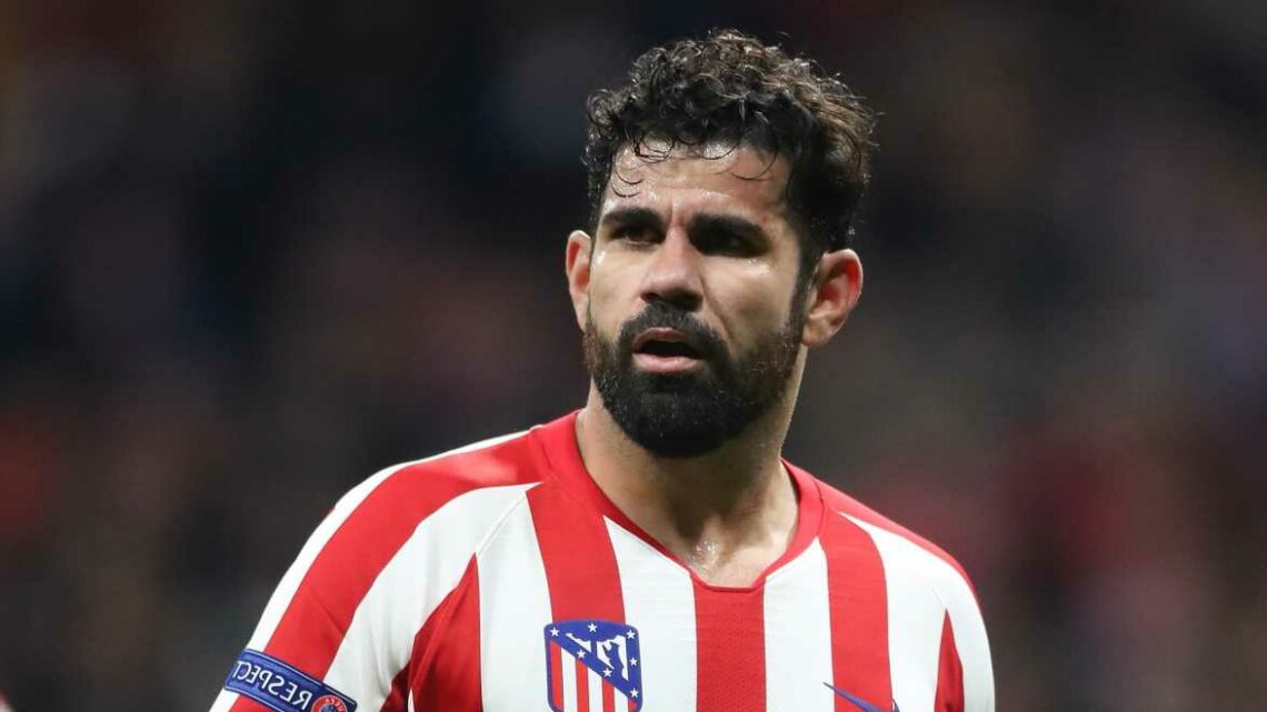 Ex-Chelsea star Diego Costa still keen on free Benfica transfer but striker has THREE offers from South America