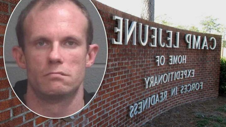 Ex-Marine gets 30 years for prostituting hundreds of women
