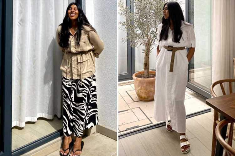 Fashion Blogger Monikh Dale partners with Amazon Fashion for a Summer Edit – and we want it all