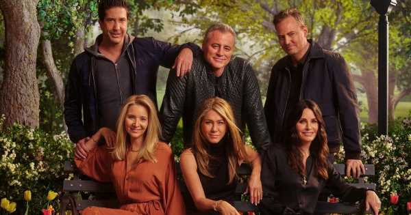 Friends cast will add millions to their net worths from reunion special