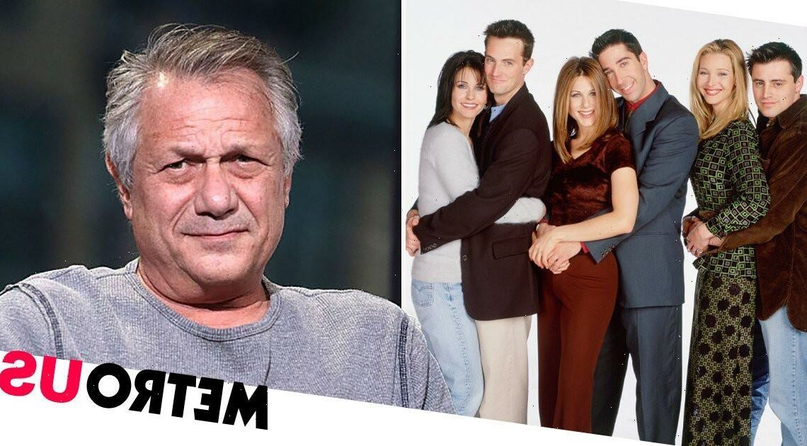 Friends director says show 'would not feature all-white main cast' if made today