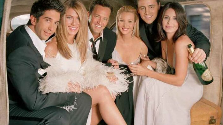 Friends' reunion sparks race row as producers fail to cast any black actors among the celebrity guest stars