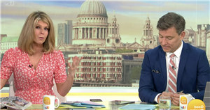 GMB fans 'unhappy' that Ben Shephard was 'drowned out' during Prince Harry chat