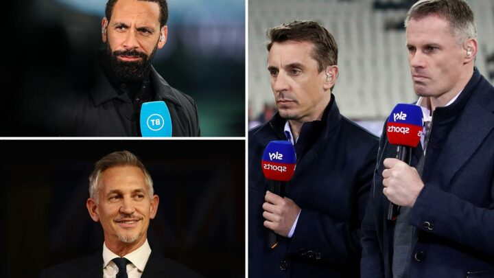 Gary Neville forms 'pundit army' including Sky Sports AND BT Sport analysts to counter threat of new breakaway league