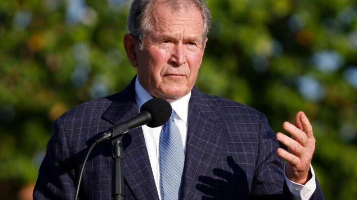 George W. Bush: 'Iranian influence' is behind Hamas attacks on Israel