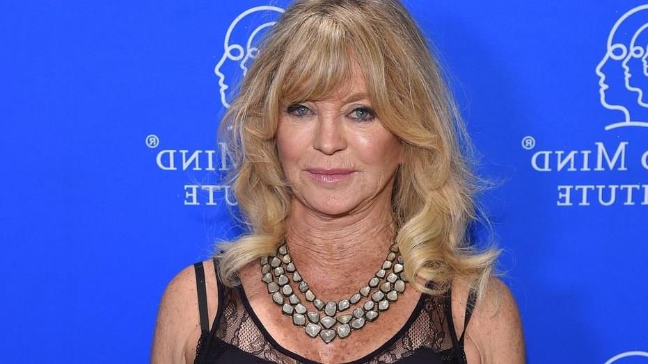 Goldie Hawn recalls battling depression in her 20s: 'I couldn't even go outside in public'