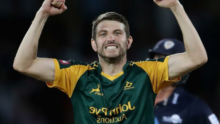 Harry Gurney retires: Nottinghamshire and former England bowler hangs up his bowling boots