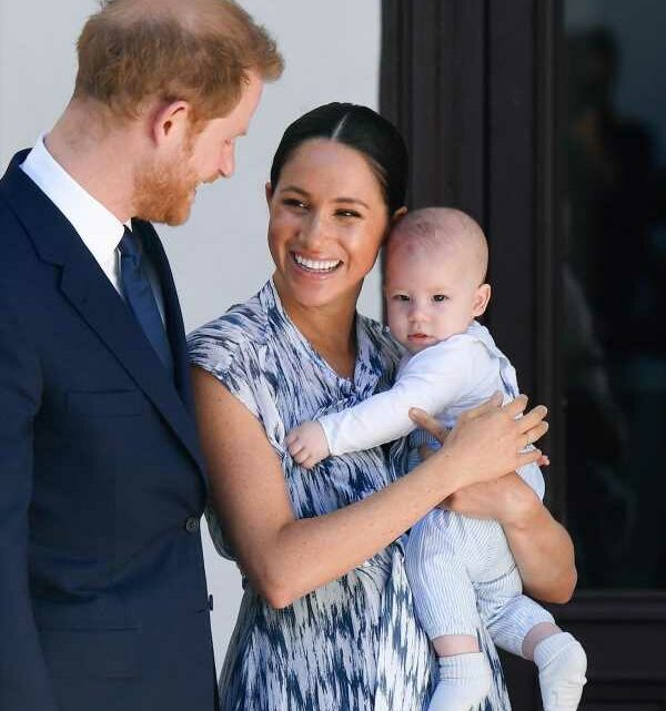 Here's How Meghan, Harry, & Archie Reportedly Spent Mother's Day 2021
