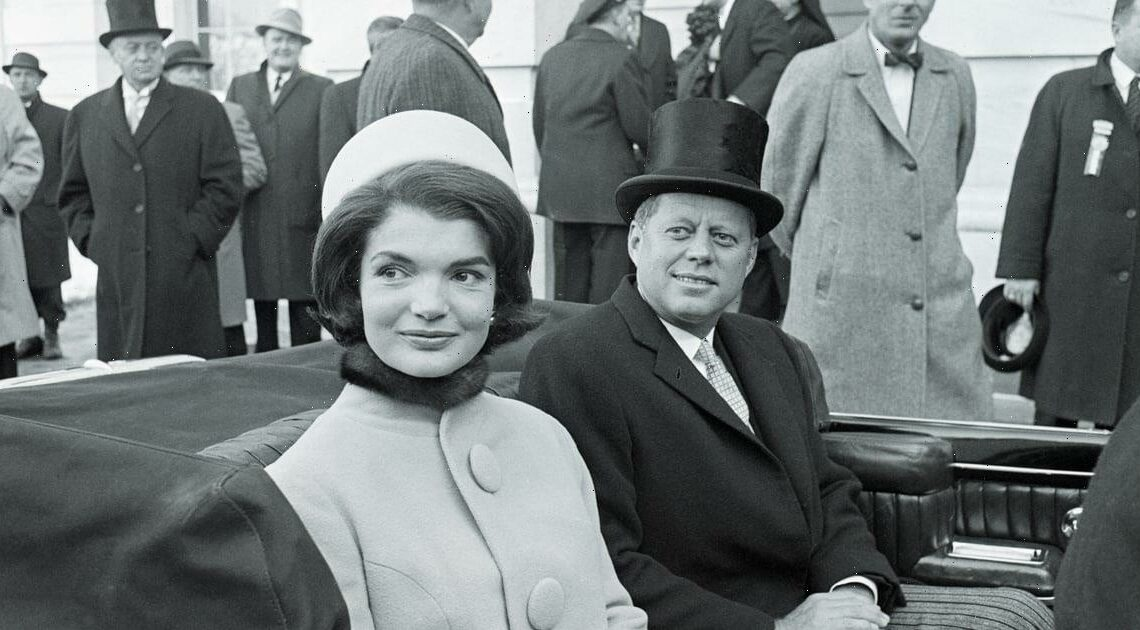 Here's the Funny Story Behind Jackie Kennedy's Halston Pillbox Hat