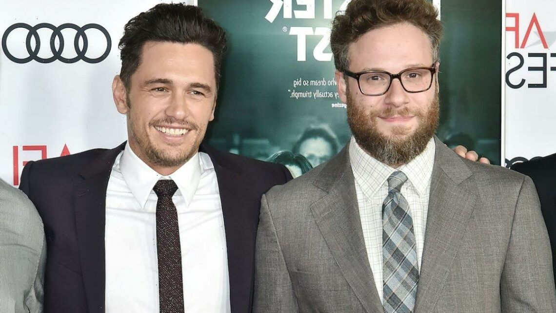 How Many Movies Have Seth Rogen and James Franco Made Together?