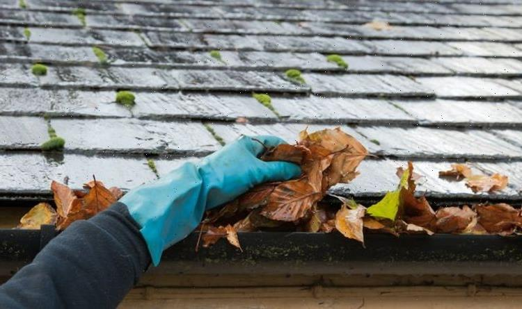 How often should you clean your gutters?