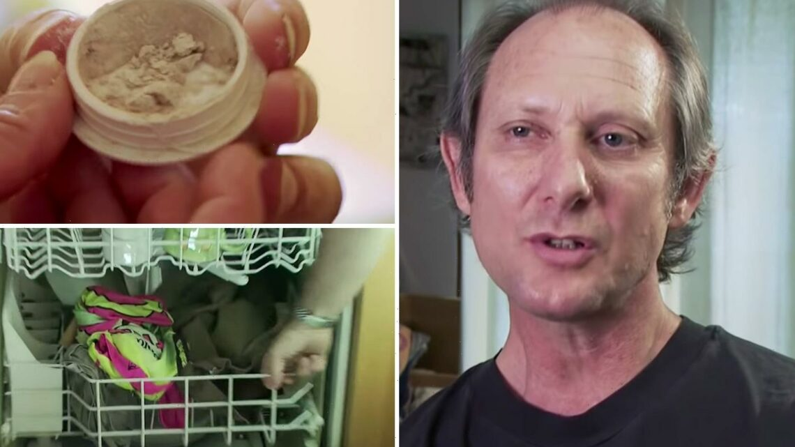 I'm the world's biggest cheapskate, I wash my clothes in the dishwasher and make my own toothpaste – every penny counts