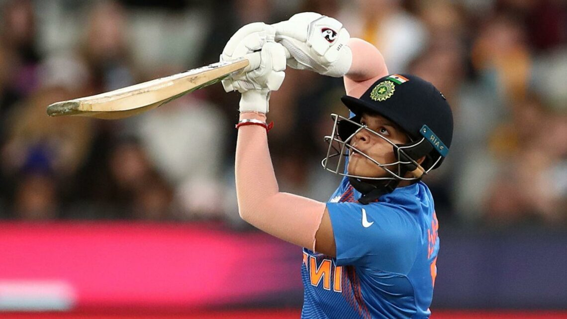India Women's Shafali Verma set for Test and ODI debuts against England Women this summer