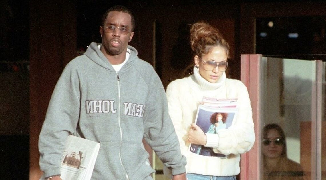 Is Diddy Trying to Send Ex Jennifer Lopez a Message With This Throwback Photo?