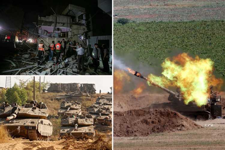 Israel destroys home of top Hamas leader as Nethanyahu vows to continue air strikes